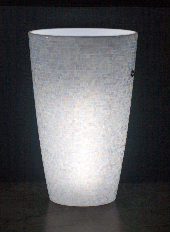 AV.DIP.028.04.BM.MO Vasque Dip Mosaic Lighting (Custom)