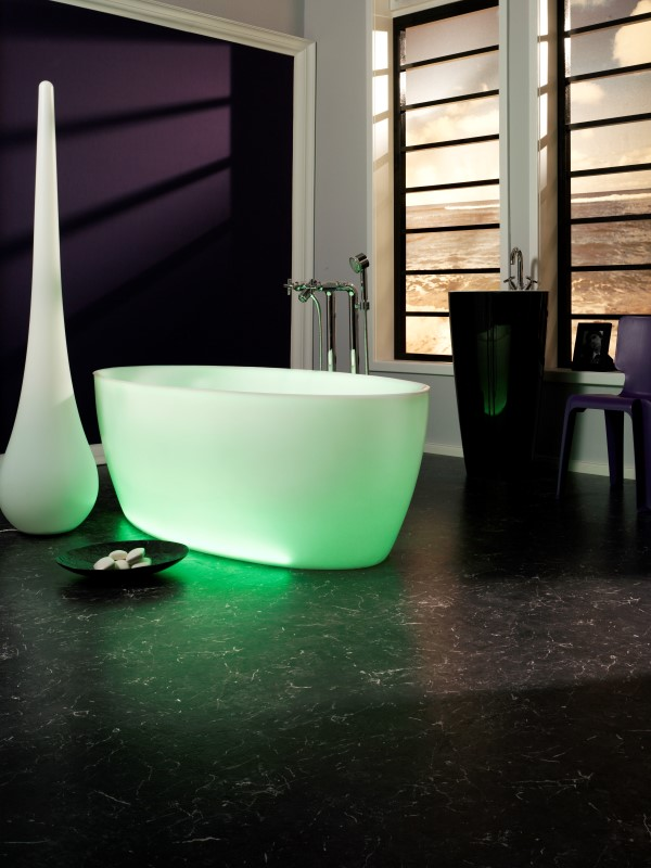 Dip chromo verte décor- 0167 (Custom)