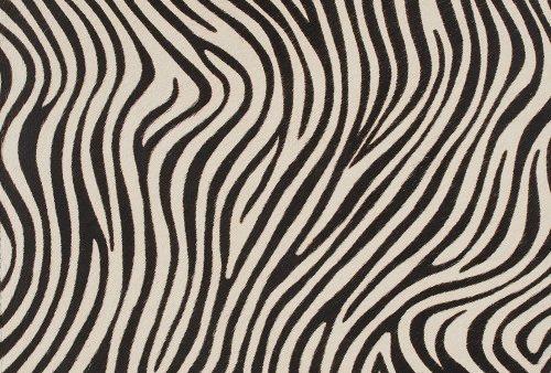 horsy-9017-white-zebrino-black (Custom)