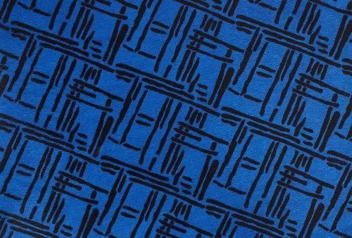 horsy-electric-blue-schizzo-black (Custom)