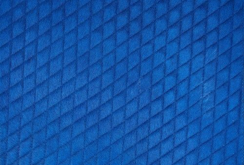 horsy-rombo-cucito-electric-blue (Custom)