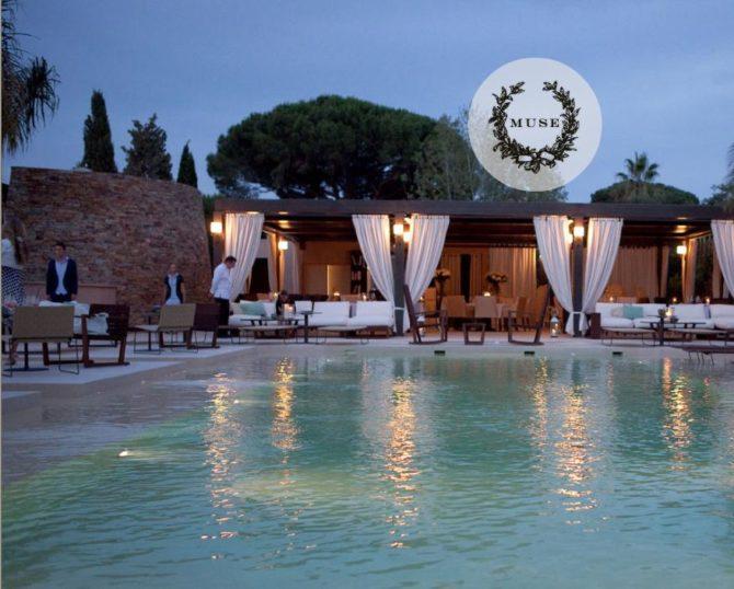 7 piscine hotel muse