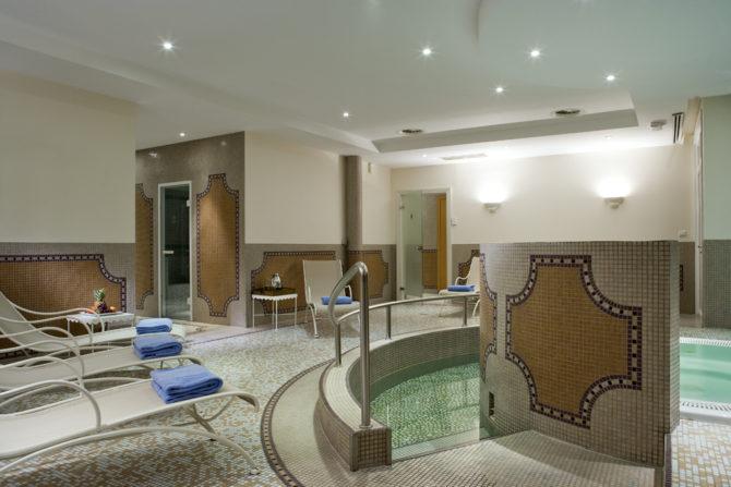 SPA St Emilion - Hotel Grand Barrail